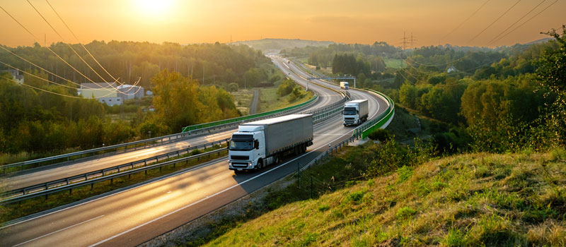 Heavy goods vehicles (HGV), Transport, logistics and haulage