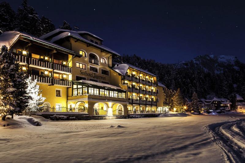 Romantik Seehotel Jaegerwirt Austrian Hotel Cyber Attack