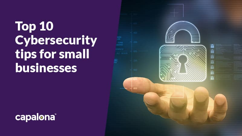 How do I protect my business against cyber attacks?