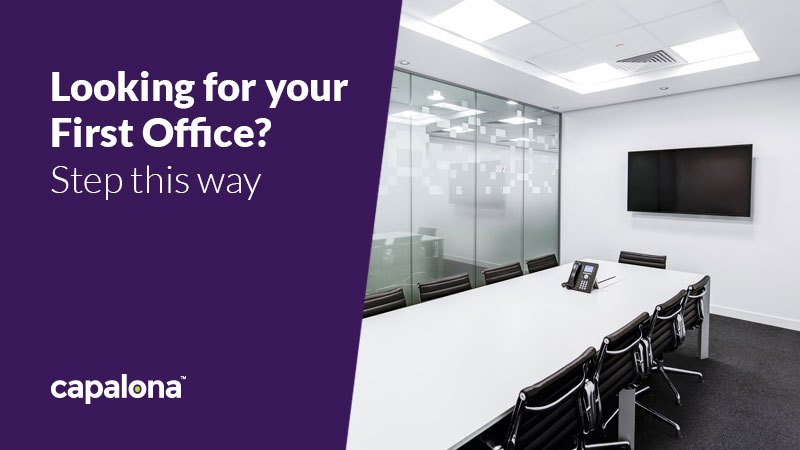 Looking for your first office space? Advice for businesses